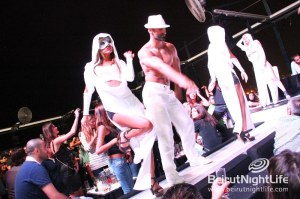 Club One at Beiruf Goes Off!