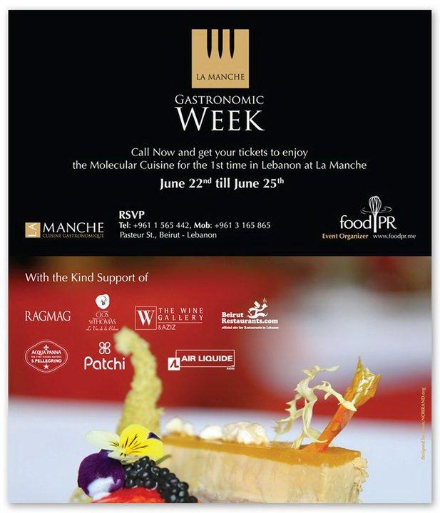 La Manche Gastronomik Week