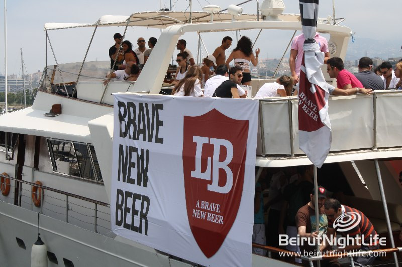 Head Out to Sea with LB Beer