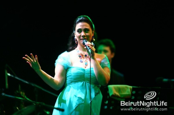 Lena Chamamyan Jazzing it Up