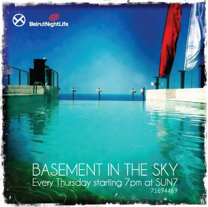 Basement In The Sky At Sun 7