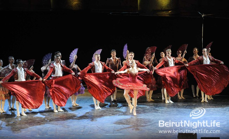 Boris Eifman Ballet Theatre of Saint-Petersburg at Baalbeck International Festival 2011