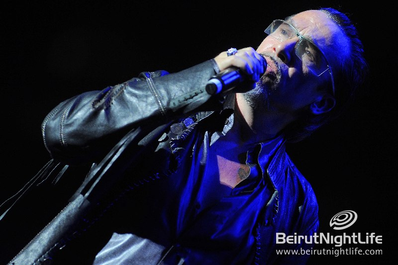 The Best from France by Florent Pagny at Byblos International Festival