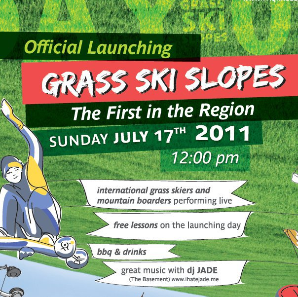 Grass Ski Official Launching