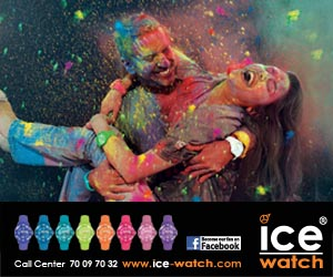 Discover The Latest Ice-Watch Collection Sunday at Rikky'z
