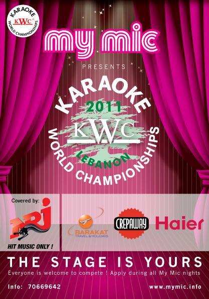 Karaoke World Championships At Concerto