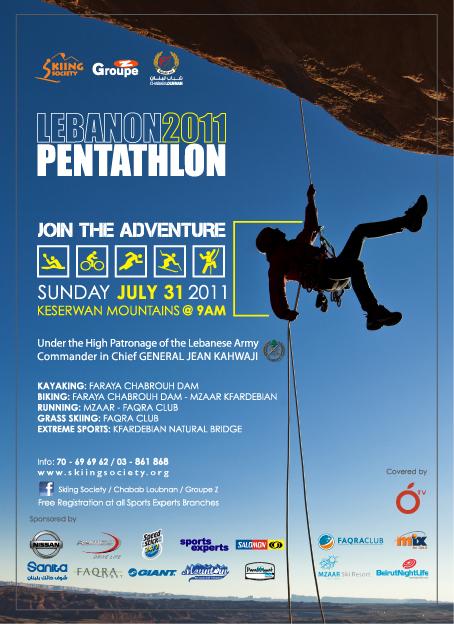 Lebanon Pentathlon 2011