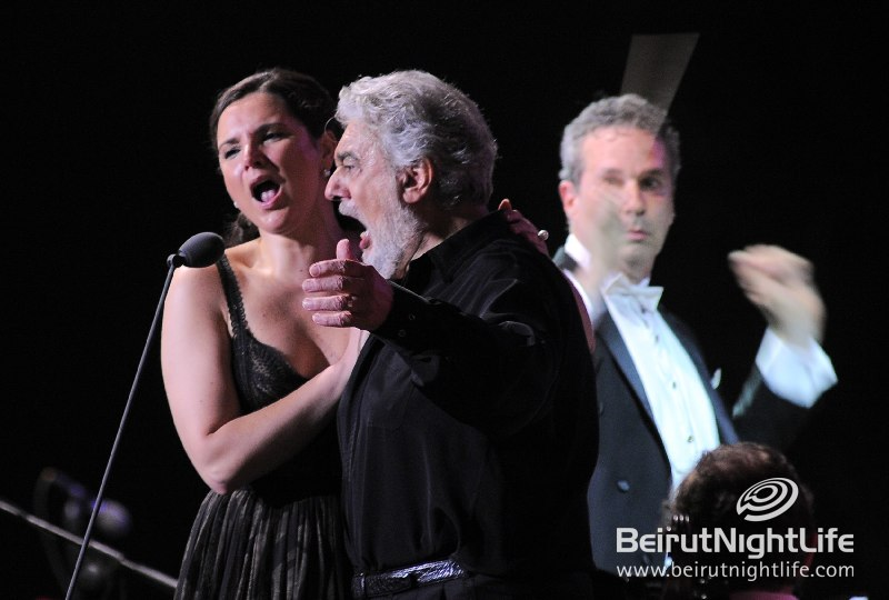 Plácido Domingo in Zouk Festival 2011