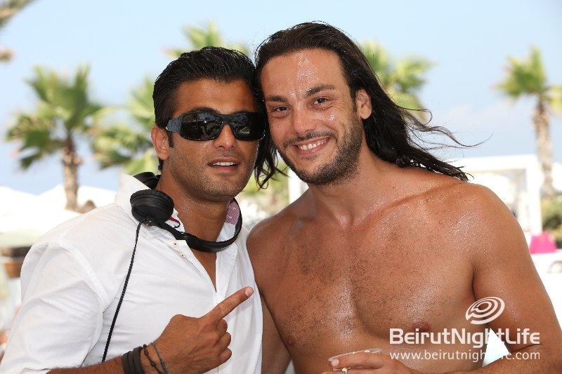 Sunday Beach Party at Riviera