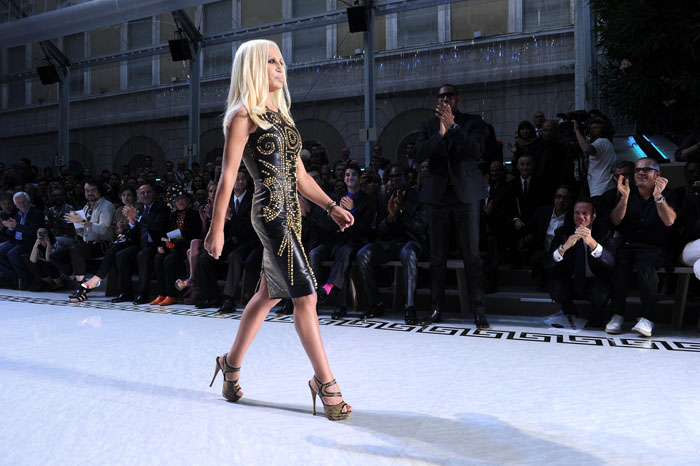 Versace Designs an Exclusive Collection for H-M