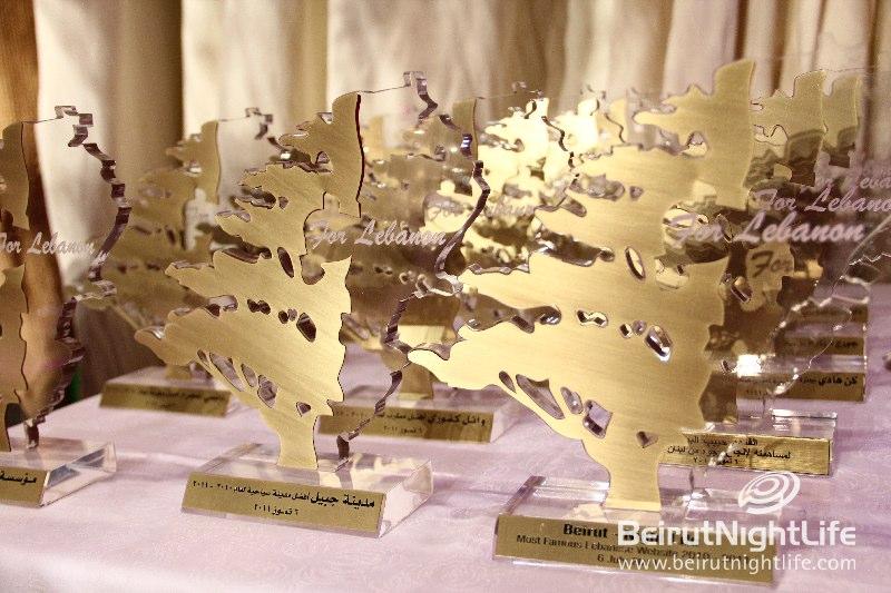 For Lebanon: Awarding Lebanon's Best Faces
