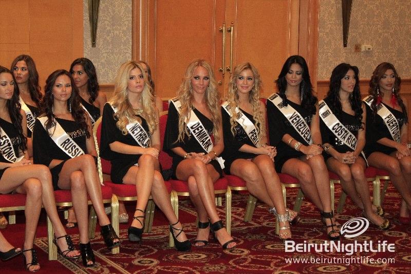 Miss Word Next Top Model 2011: An International Beauty Storm