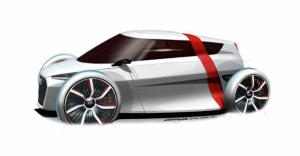 The Audi Urban Concept – A Completely New Kind of Concept Car