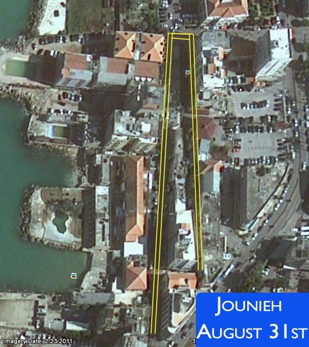 "Jounieh Pubs Present: ""The World's Longest Bar"""