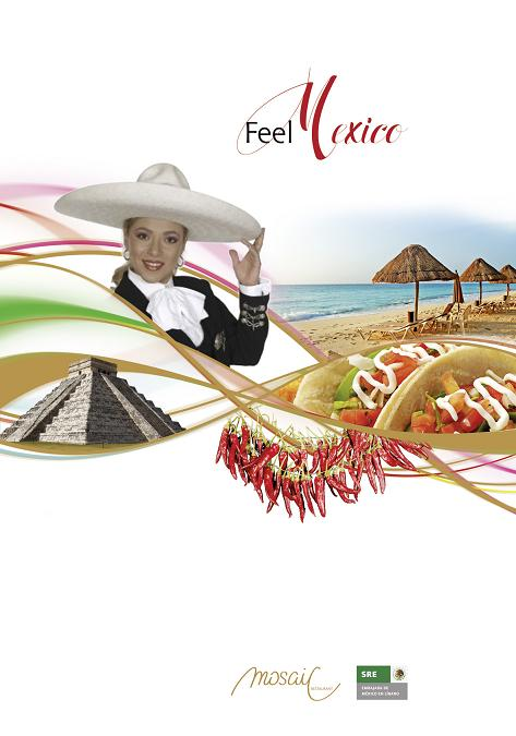 Feel Mexico At Mosaic