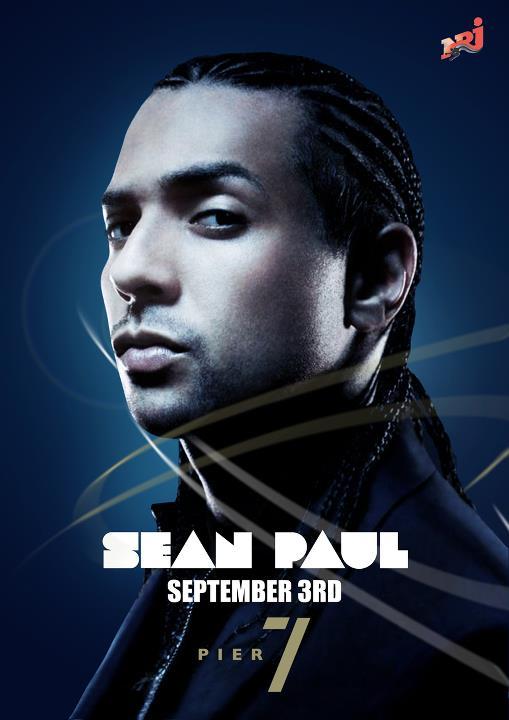 Sean Paul Live At Pier 7