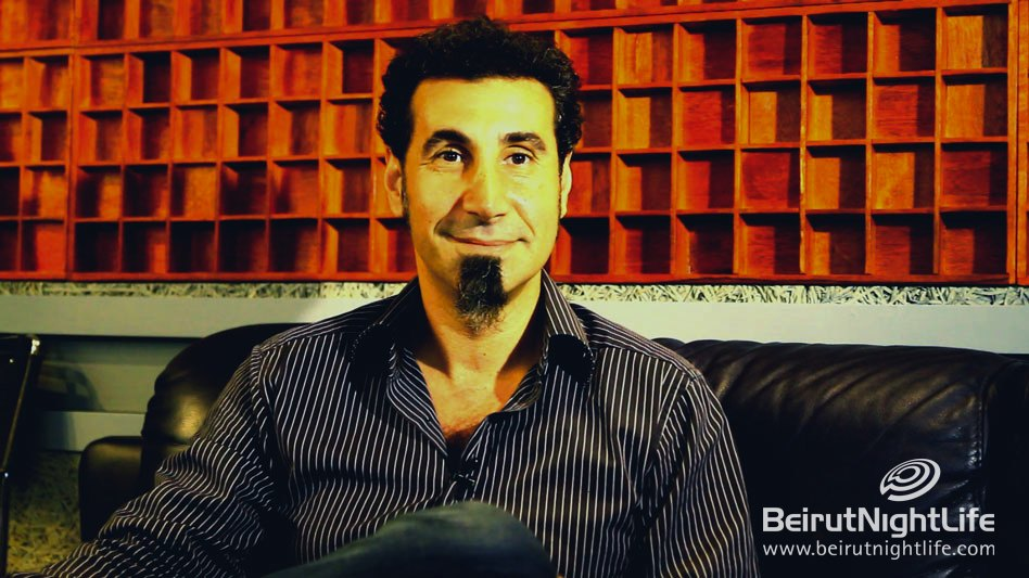 Serj Tankian Speaks to NRJ Radio Pre Rock Festival 2011