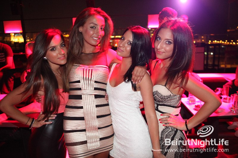 Club One at Beiruf Rules Thursday Nights