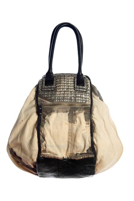 Think Fall: Davina Bag Denim Excellence