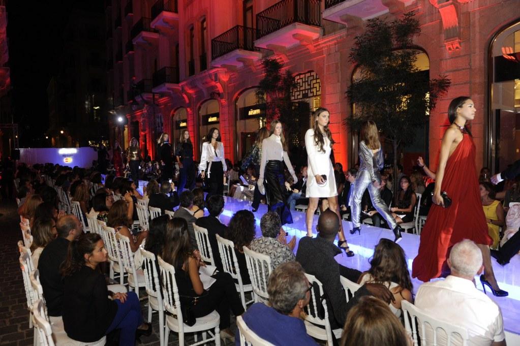 MasterCard Aïshti Fashion Experience Beirut 2011