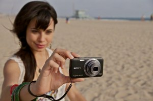 Thinnest Camera by Sony