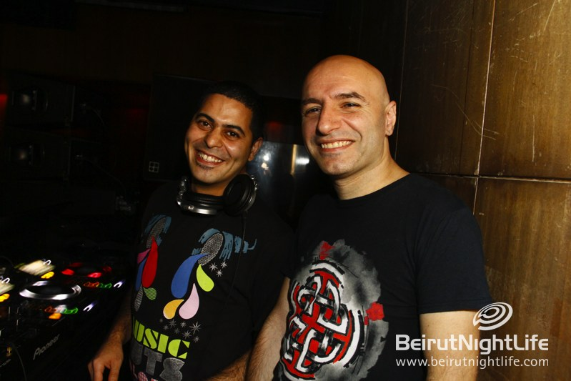 A Blast Night with Fady Ferraye at B018