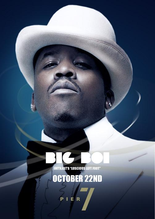 Big Boi Live At Pier 7