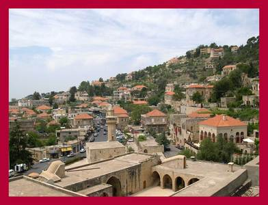 Deir el Qamar: Take a Trip to the Past