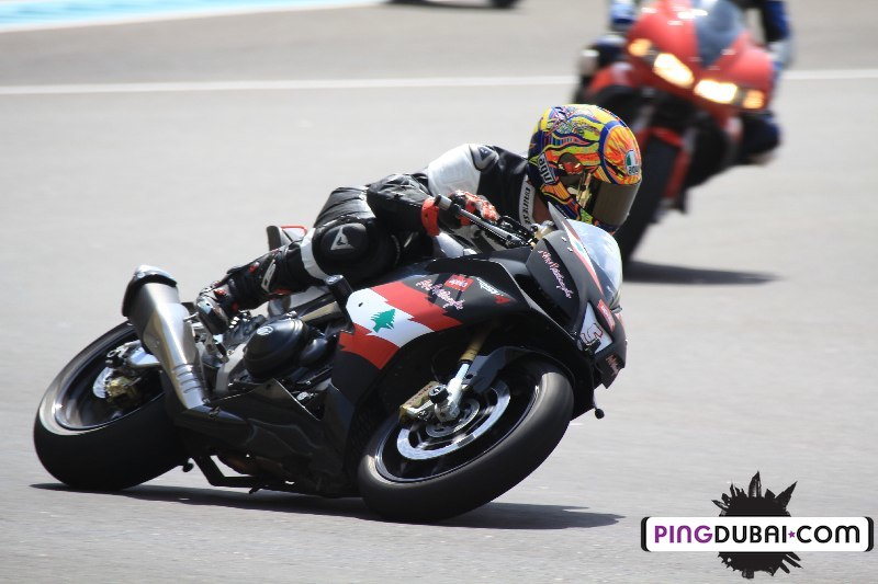 BNL and PingDubai Catches the Thrill at California Superbike School in the Middle East