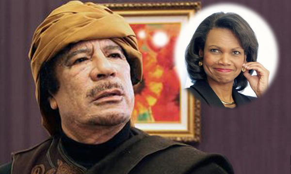 La Wlooo!!!…The 7 Wonders of Gaddafi