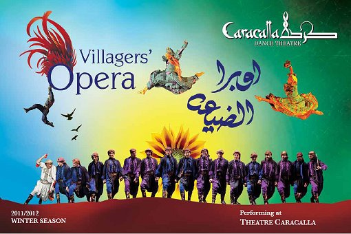Villager's Opera By The Caracalla Dance Theatre