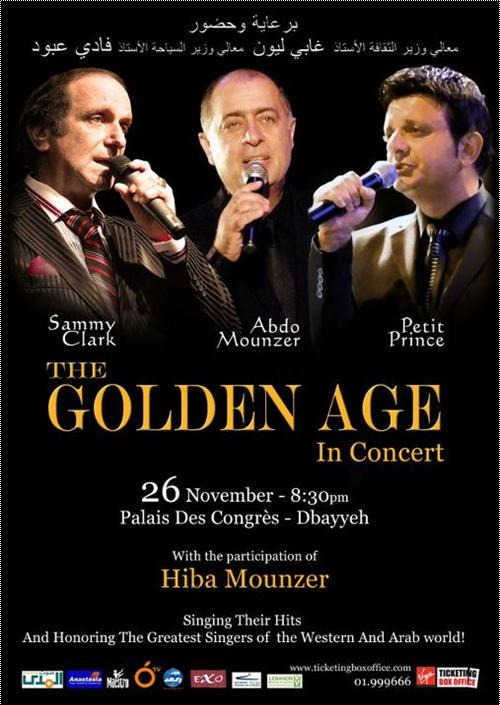 The Golden Age In Concert