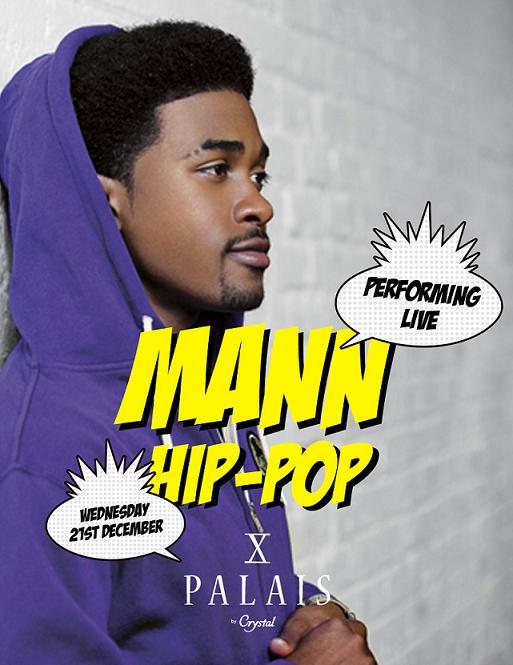 Mann Live At Palais