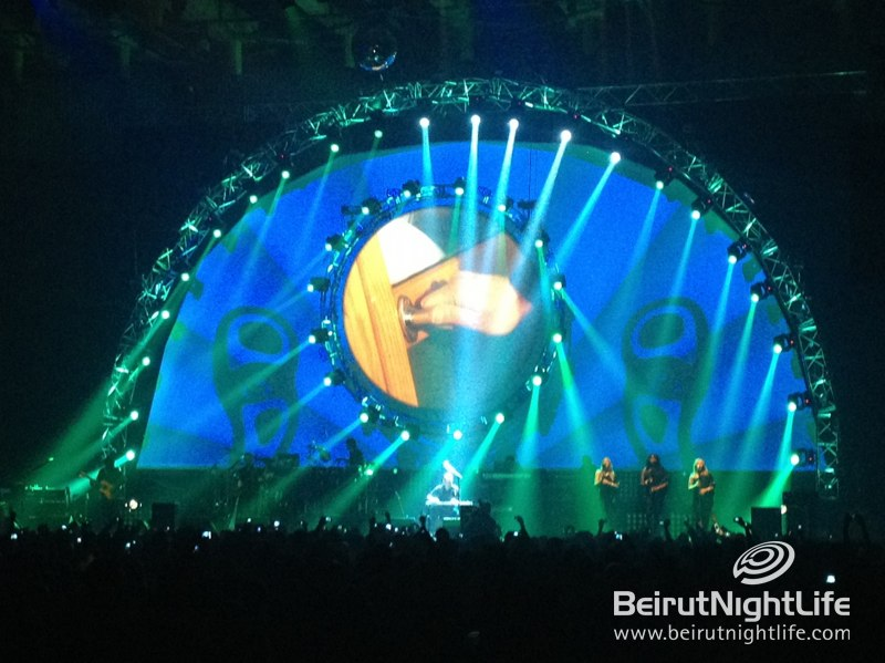 Brit Floyd an Epic Pink Floyd Tribute Show at Forum De Beyrouth