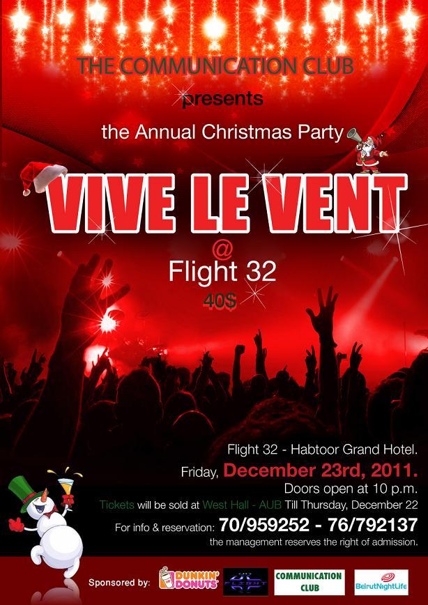 Vive Le Vent At Flight 32