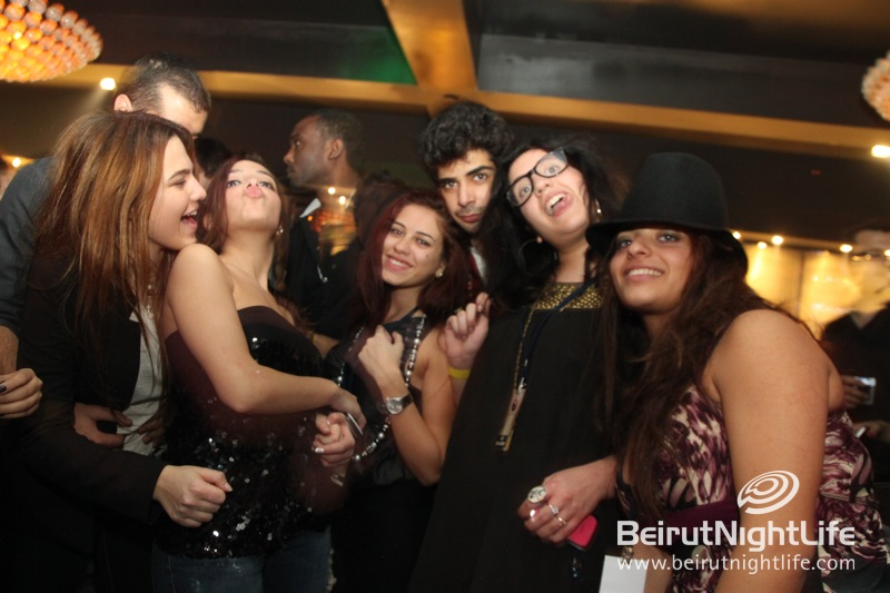 A Sexy Double Dirty Chocolate Night at Whisky Mist Beirut