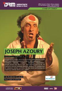 Joseph Azouri Live at DRM