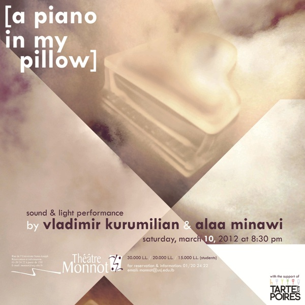 A Piano In My Pillow