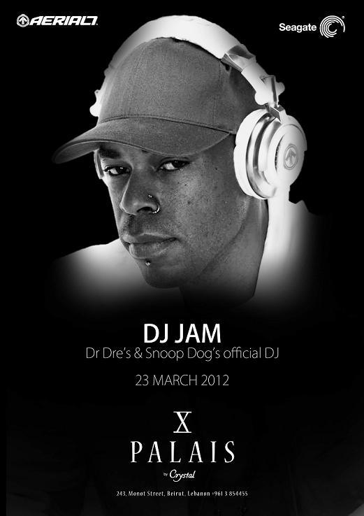 Dj Jam Live At Palais