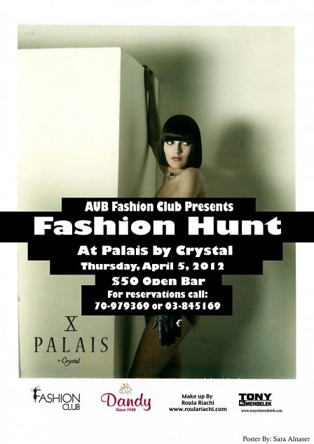 Fashion Hunt At Palais