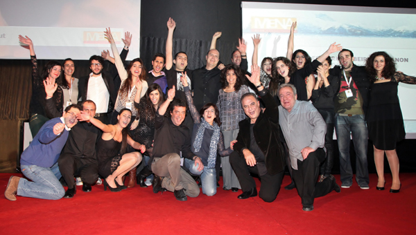 "Leo Burnett MENA Wins ""Network of the Year"" and Leo Burnett Beirut ""Agency of the Year""!"
