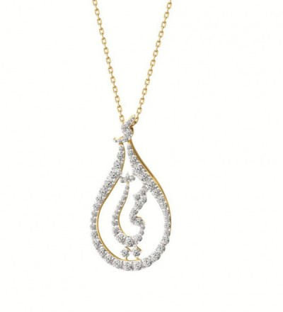 Spoil your Mother with Damas Gold and Diamond Pendants