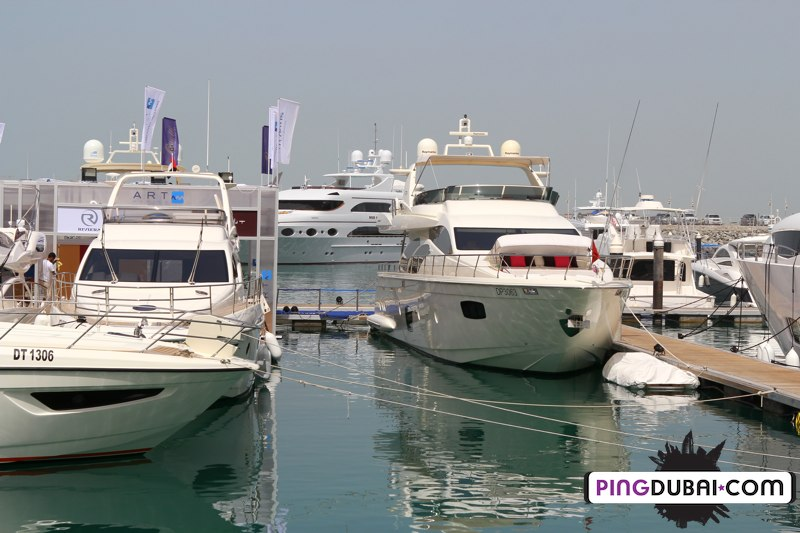 Attention Sea Lovers: The Dubai International Boat Show 2012 has Begun!
