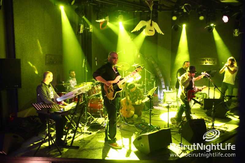 A Blend of Rock, Blues and Latin Music at DRM with Gilbert Simon