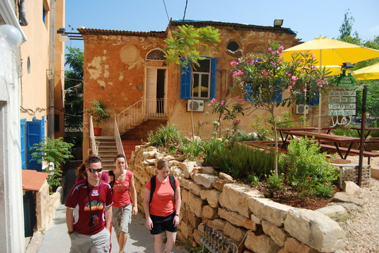 Saifi Urban Gardens: Making Foreigners Feel at Home by Rana Dirani and Mac McClenahan