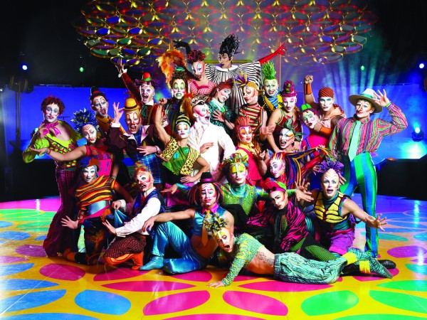 Win Free Tickets to See Cirque du Soleil's 'Saltimbanco' Live in Lebanon!