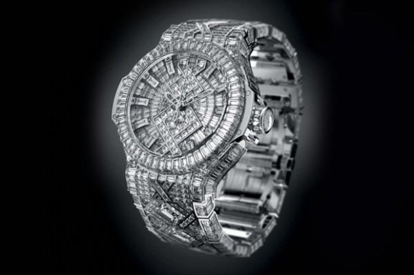 The World's Most Expensive Watch at Five Million Dollars!