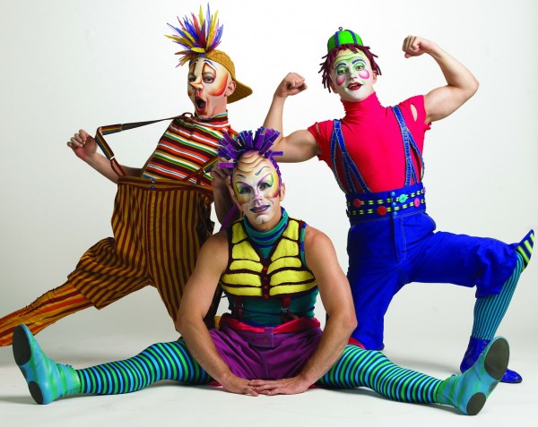 Week 2 of the Cirque du Soleil Competition: Win Free Tickets to Watch Saltimbanco Live in Beirut!