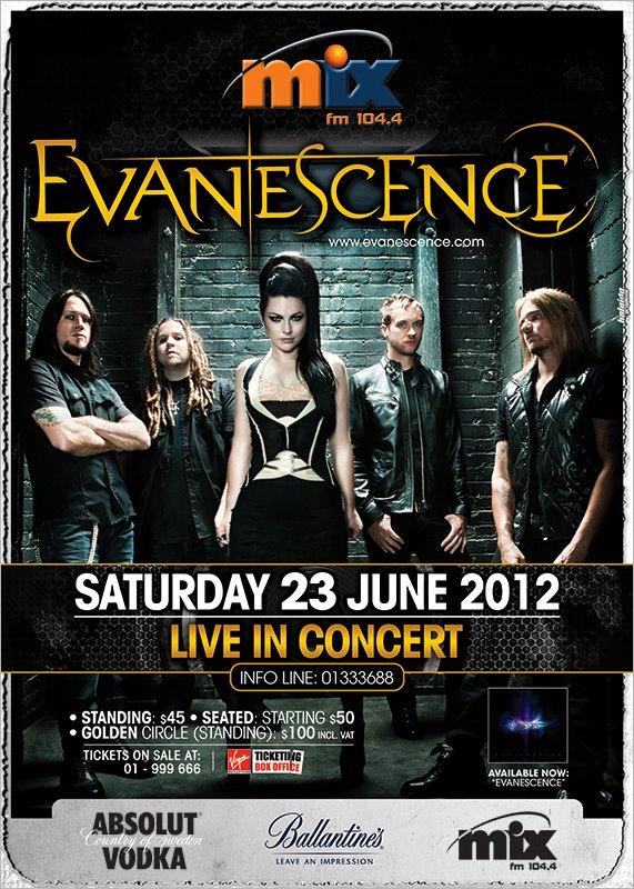 Evanescence Live In Lebanon