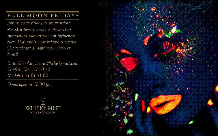 Full Moon Fridays At Whisky Mist